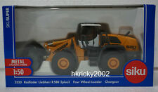 Siku Super 3533 1:50 Liebherr R580 2plus2 Four Wheel Loader Figure