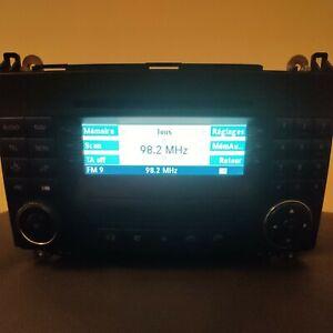 Autoradio  Gps Bluetooth Mercedes-Benz A1699002000 BE6088 A1698207389