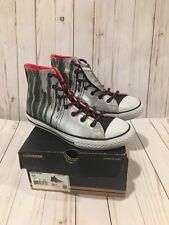 bf6c27461222 Converse All Star Chuck Taylor Cadet Grey 5 Jr.  7 WMS Hi Top Sneaker