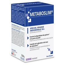 Metaboslim speciale graisse abdominale 50+ Boite de 90 gélules
