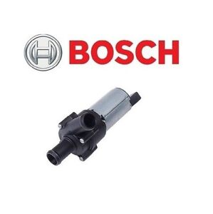 OEM Bosch Auxiliary Water Pump For Audi & Volkswagen