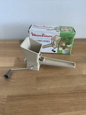 More details for vintage moulinex herb grinder mouli parsmint boxed france retro