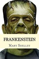 Frankenstein, Paperback by Shelley, Mary Wollstonecraft, Brand New, Free ship...