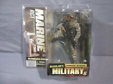 MARINE RTC McFarlane Toys Military Series 5 NEW 2007 Action Figure