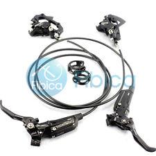 New 2015 SRAM Guide RSC 4-piston Hydraulic Disc Brake pair set Avid F+R Black