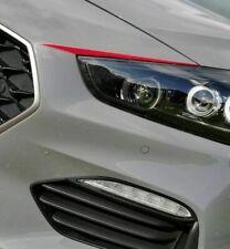 Scheinwerfer Aufkleber Lichtstreifen Böser Blick für Hyundai i30N Styling Light