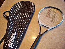 Prince Tennis Racquet Wimbledon Edition With Case