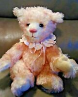 One Of a Kind Artist Teddy Bear Baby Love #9 by Onita Fuzzy Bear Company 12 Inch