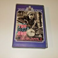 The Wild One VHS Pal Big Box silver Screen RCA