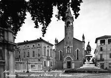 2897) ASTI PIAZZA E MONUMENTO A UMBERTO I PALAZZO VITTORIO ALFIERI E CHIESA