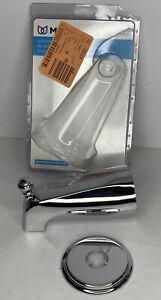 MOEN Decorative Metal Diverter Tub Spout Chrome 179101