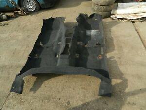 FORD SIERRA MK2 HATCHBACK CARPET DARK GREY