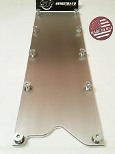 SALE VALLEY Pan Cover Plate Low Profile Knock Sensor Delete LSX LS1 Gen 3 SILVER