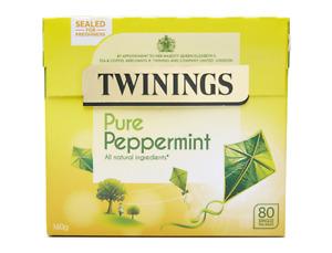 Twinings Pure Peppermint - 320 Tea Bags bb06/22