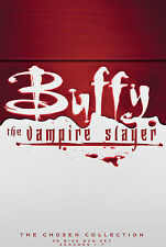 Buffy the Vampire Slayer - The Chosen Collection COMPLETE SERIES (DVD, 2009)