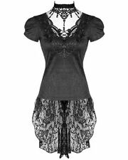 Polyester Casual Tops & Shirts Gothic for Women