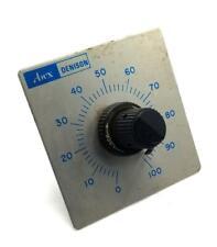 Allen Bradley Ja1N200P102Ua Potentiometer W/ Knob and Plate 1K Ohm