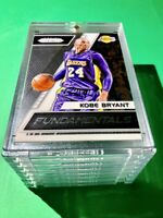 Kobe Bryant PANINI PRIZM HOT FUNDAMENTALS INSERT LAKERS CARD INVESTMENT - Mint!