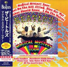 BEATLES - MAGICAL MYSTERY TOUR (REMASTERED)( MINI LP AUDIO CD w/OBI and Booklet)