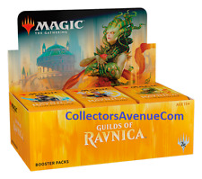 GUILDS OF RAVNICA - Booster Box MTG MAGIC - SEALED English - CollectorsAvenueCom