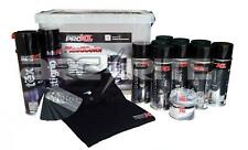 PROXL Plasticolor Vehicle Bumper Paint Kit inc. Swatches, Aerosols, T-Shirt