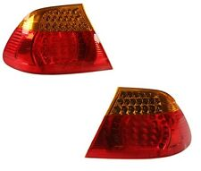 ULO Driver Left and Pass Right Tail Light Assemblies 325Ci 330Ci M3 2003-2006