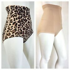 Nylon Shapewear Women's High Control Pants