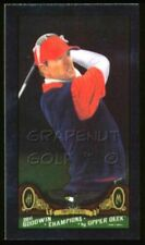 HUNTER MAHAN 2011 UD GOODWIN SILVER MINI PRESIDENTS CUP PGA TOUR 124 SP 88 MADE