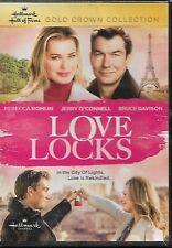 Love Locks (Dvd, 2018, Widescreen, Nr) New! Rebecca Romijn & Jerry O'Connell