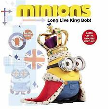 Centum minions Long Live King Bob by Lucy Rosen Paperback 2015