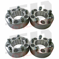"""Qty 4 Wheel Spacer 5x5 In 5x127 1.0"""" 5 Lug Buick Road master Estate Wagon 1990"""