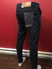 SILENT THEORY Men's Scratch Blue Strutta Drop Skinny Jeans - Size 29W x 30L -NWT