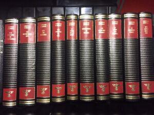Lot de 10 livres Christian bernadac Editions Famot