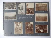 Vecchie foto REPENTABOR MONRUPINO Trieste 1925