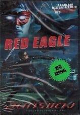 Red Eagle DVD THAI SUPER HERO MOVIE