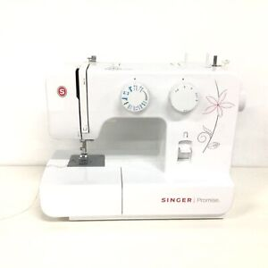 Singer Promise 1412 Sewing Machine White ​#417