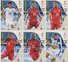 Panini Adrenalyn XL World Cup Russia 2018 Lot 6 cartes équipe PANAMA