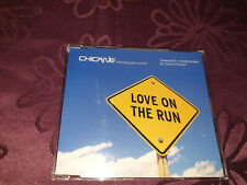 Chicane feat Peter Cunnah / Love on the Run - Maxi CD