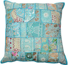 24 x 24 Throw Pillow cushion for couch Indian Decorative Cushion Throw Cover