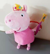 "Ty Peppa Pig Fairy Princess Plush Soft Toy 7"""