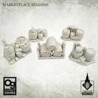 Kromlech BNIB Marketplace Remains [Frostgrave] (5) KRBK044
