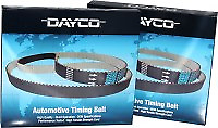 DAYCO Cam Belt FOR Ford Capri Convertible 10/90-4/1992 1.6L TEFI Turbo SAII B6T