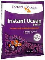 Instant Ocean Sea Salt for Marine Aquariums, Nitrate & Phosphate-Free Ideal PH