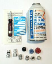 Auto Air Conditioner Conversion Retrofit & Fittings Kit R-12 to R-134a