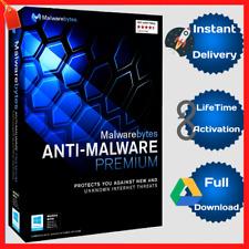 Genuine Malwarebytes Anti-Malware Premium 2020 🔥 Lifetime Key 🔥