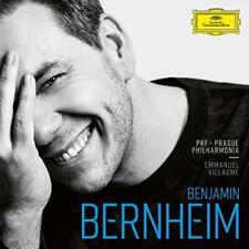 Benjamin Bernheim PFK Prague Philharmonia Emmanuel Villaume - Benjamin (NEW CD)