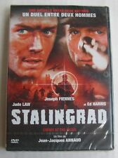 DVD STALINGRAD - Jude LAW / Joseph FIENNES / Ed HARRIS - NEUF