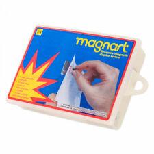 MAGNART 24PCK | Neodymium Disc Magnet + backing plate | Art Paint Display #MB024