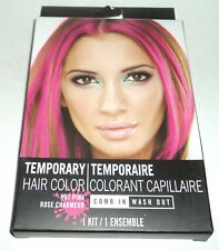 PINK Temporary/Wash-Out Hair Color Products without Custom Bundle ...