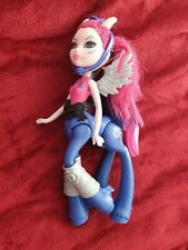 Mini Monster High Frightmare Pyxis Prepstockings Horse Mattel Barbie Doll Figure